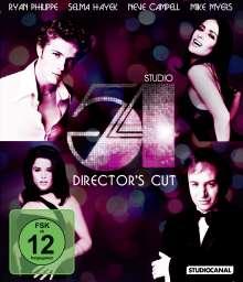 Studio 54 (Director's Cut) (Blu-ray), Blu-ray Disc