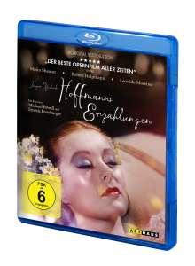 Hoffmanns Erzählungen (Blu-ray), Blu-ray Disc