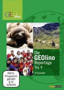 Die GEOlino Reportage Vol. 4, DVD