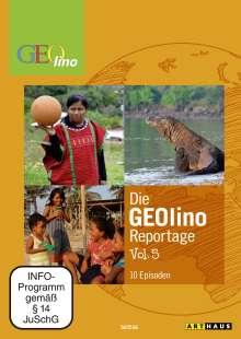 Die GEOlino Reportage Vol. 5, DVD