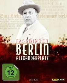 Berlin Alexanderplatz (1980) (Blu-ray), 5 Blu-ray Discs
