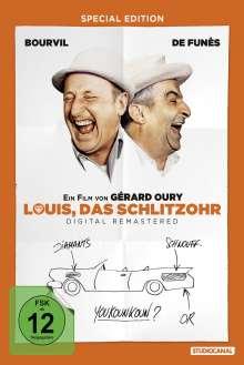 Louis, das Schlitzohr (Special Edition), 2 DVDs