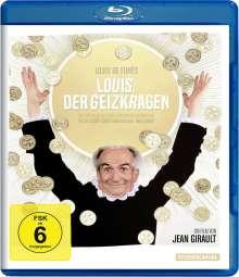 Louis, der Geizkragen (Blu-ray), Blu-ray Disc