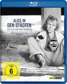 Alice in den Städten (Blu-ray), Blu-ray Disc
