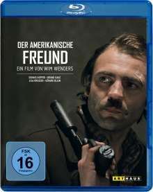 Der amerikanische Freund (Blu-ray), Blu-ray Disc
