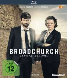 Broadchurch Staffel 2 (Blu-ray), 2 Blu-ray Discs