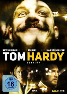 Tom Hardy Edition, 3 DVDs