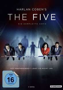 The Five (Komplette Serie), 3 DVDs