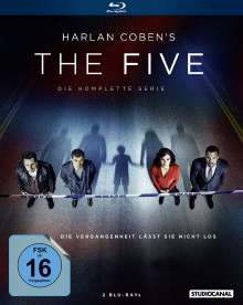 The Five (Komplette Serie) (Blu-ray), 2 Blu-ray Discs