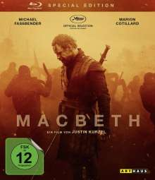 Macbeth (2015) (Special Edition) (Blu-ray), Blu-ray Disc