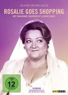 Rosalie goes shopping, DVD