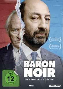 Baron Noir Staffel 1, 3 DVDs