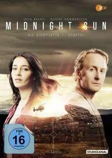 Midnight Sun Staffel 1, 3 DVDs