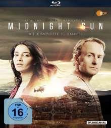 Midnight Sun Staffel 1 (Blu-ray), 2 Blu-ray Discs