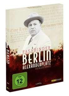 Berlin Alexanderplatz (1980) (remasterte Fassung), 6 DVDs