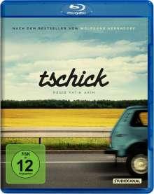 Tschick (Blu-ray), Blu-ray Disc