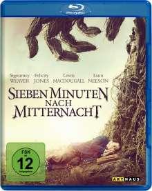 Sieben Minuten nach Mitternacht (Blu-ray), Blu-ray Disc