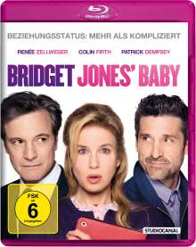 Bridget Jones' Baby (Blu-ray), Blu-ray Disc