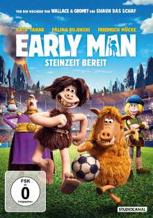 Early Man, DVD