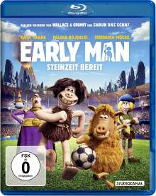 Early Man (Blu-ray), Blu-ray Disc
