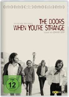 The Doors - When You're Strange, DVD