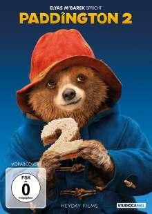 Paddington 2, DVD