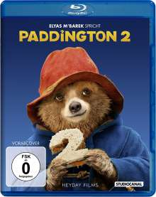 Paddington 2 (Blu-ray), Blu-ray Disc