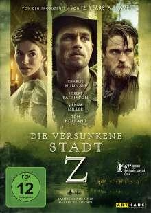 Die versunkene Stadt Z, DVD