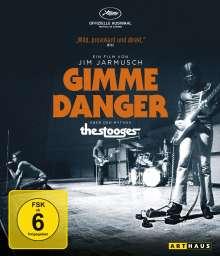 Gimme Danger (OmU) (Blu-ray), Blu-ray Disc