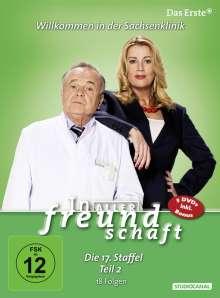 In aller Freundschaft Staffel 17 Box 2, 5 DVDs