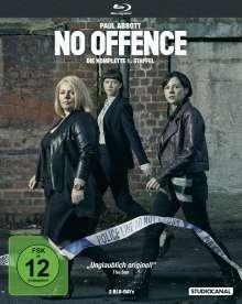 No Offence Staffel 1 (Blu-ray), 2 Blu-ray Discs