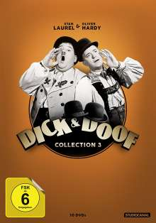 Dick & Doof Collection 3, 10 DVDs