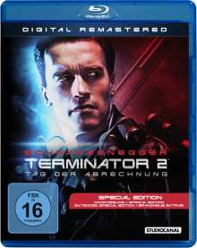 Terminator 2: Tag der Abrechnung (Special Edition) (Blu-ray), Blu-ray Disc