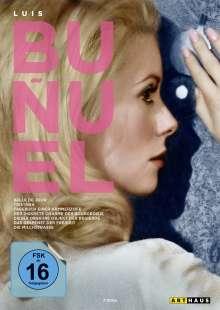 Luis Bunuel Edition, 7 DVDs