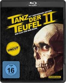 Tanz der Teufel 2 (Blu-ray), Blu-ray Disc