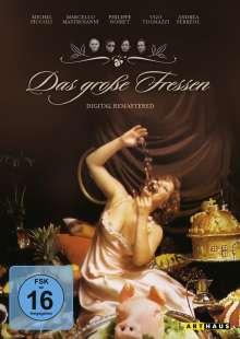 Das große Fressen, DVD