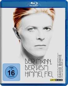 Der Mann, der vom Himmel fiel (Blu-ray), Blu-ray Disc