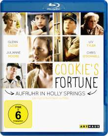 Cookie's Fortune (Blu-ray), Blu-ray Disc