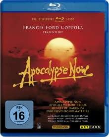 Apocalypse Now - Full Disclosure (Blu-ray), 3 Blu-ray Discs