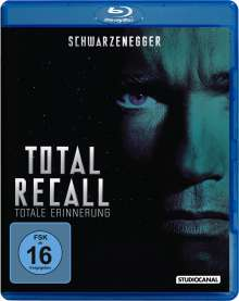 Total Recall (1990) (Blu-ray), Blu-ray Disc