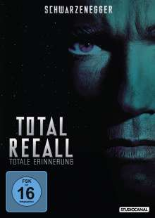 Total Recall (1990), DVD