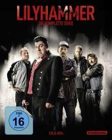 Lilyhammer (Komplette Serie) (Blu-ray), 3 Blu-ray Discs