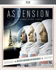 Ascension (Komplette Serie) (Blu-ray), 2 Blu-ray Discs