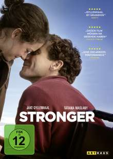 Stronger, DVD