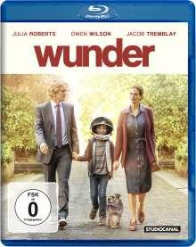 Wunder (Blu-ray), Blu-ray Disc