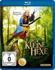 Die kleine Hexe (2018) (Blu-ray), Blu-ray Disc