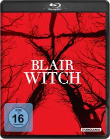 Blair Witch (Blu-ray), Blu-ray Disc