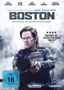 Boston, DVD
