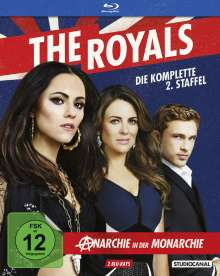 The Royals Staffel 2 (Blu-ray), 2 Blu-ray Discs