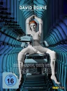 Der Mann, der vom Himmel fiel (Limited Soundtrack Edition im Digibook), 2 DVDs